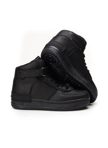 Letoon Mrk21 Kadın Günlük Ayakkabı Siyah